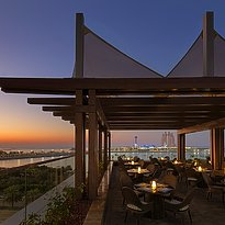 Azura Panoramic Lounge - The St. Regis Abu Dhabi