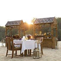 BBQ am Strand - Anantara Layan Phuket Resort