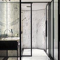 Badezimmer Deluxe Room - The Murray Hong Kong