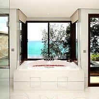 Badezimmer Ocean Pool Suite - Paresa Phuket