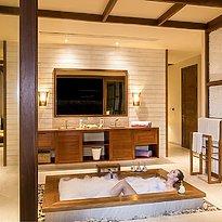 Badezimmer River Pool Villa - Fusion Resort Phu Quoc
