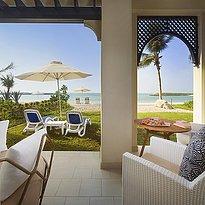 Balkon der Villa - Hilton Ras Al Khaimah Resort & Spa