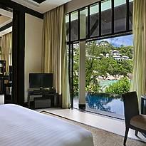 Partial Ocean View Pool Villa - Banyan Tree Samui