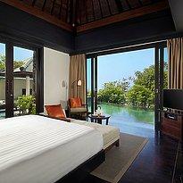Banyan Tree Ungasan - Pool Villa Garden View Schlafzimmer