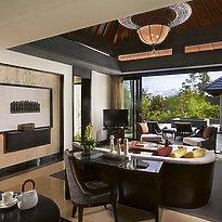 Banyan Tree Ungasan - Pool Villa Garden View Wohnbereich