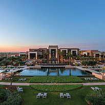 Fairmont Royal Palm Marrakech - Aussenansicht