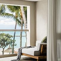 Beachfront Balcony Junior Suite - One&Only Le Saint Géran