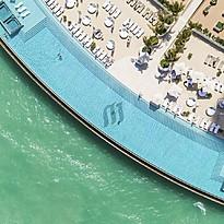 Burj Al Arab Infinity Pool
