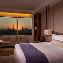 Burj Khalifa View - InterContinental Festival City