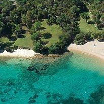 Capo D'Orso Hotel Thalasso & Spa - Cala Capra Bucht