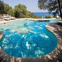 Capo D'Orso Hotel Thalasso & Spa - Pool