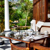 Afternoon Tea im Ceylon Tea Trails
