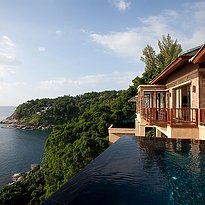 Cliff Pool Villa - Paresa Phuket