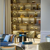 Club Lounge - The Ritz-Carlton, Doha