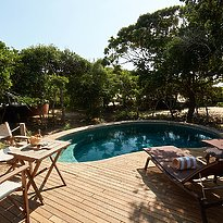 Cocoon Pool Suite - Wild Coast Tented Lodge