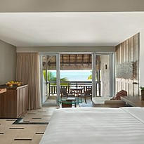 Coral Deluxe Room Ocean View - Shangri-La's Le Touessrok Resort & Spa
