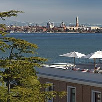 Dachterrasse - JW Marriott Venice Resort & Spa