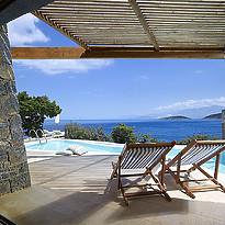 Daphne & Chloe Studio - St. Nicolas Bay Thalassa Villas & Dream Suites