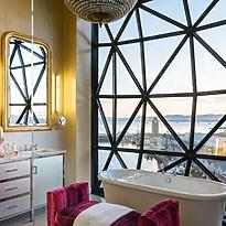 Deluxe Superior Suite - The Silo Hotel