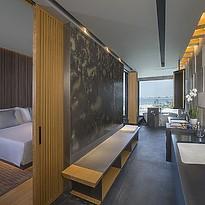 Wohnbeispiel Deluxe Zimmer - Caesars Palace Bluewaters Dubai