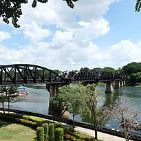 Die Brücke am Kwai - Authentisches Thailand