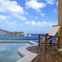 Domes of Elounda Premium Pool Suite