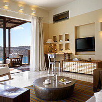 Domes of Elounda Premium Suite