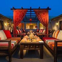 Dunes Restaurant - Desert Nights Camp