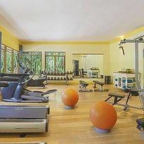 Fitnessraum - Dusit Thani Maldives