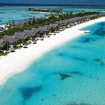 Earth Villas mit Pool - OZEN at Maadhoo