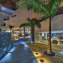 Eingang - Baobab Suites
