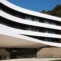 Eingang - Hotel Lone
