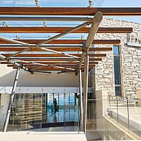 Eingang - Lindos Blu Luxury Hotel & Suites