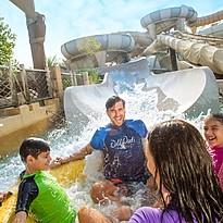 Eintritt Wild Wadi Wasserpark inkludiert