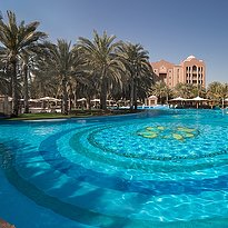 East Wing Leisure Pool - Emirates Palace