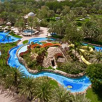 West Wing Adventure Pool - Emirates Palace