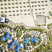 Executive Pool - Jumeirah Beach Hotel