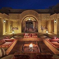 Feuerplatz - Bab Al Shams Desert Resort