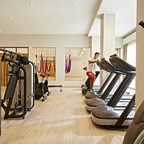 Fitness Bereich - MarBella Corfu