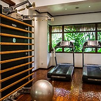 Fitnessstudio - MAIA Luxury Resort & Spa