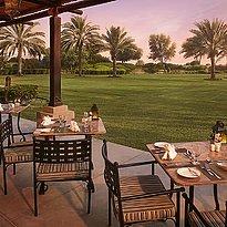 Al Forsan Terrasse - Bab Al Shams Desert Resort