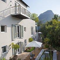 Four Rosmead - Garten