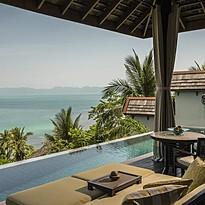 Deluxe One Bedroom Pool Villa - For Seasons Resort Koh Samui