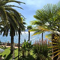 Garten - Grand Hotel Fasano & Villa Principe