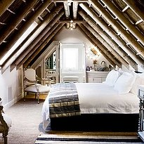 Luxury Loft Room