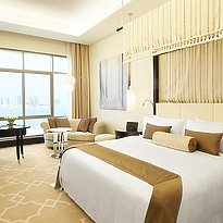 Grand Deluxe Terrace - The St. Regis Doha