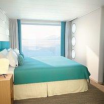 Junior Suite Schlafzimmer - Hanseatic nature