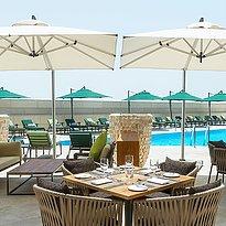 Hatta Restaurant Terrasse - Sheraton Dubai Creek Hotel & Towers