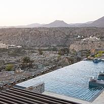 Hauptpool - Anantara Jabal Akhdar Resort