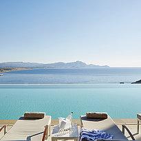Hauptpool - Lindos Blu Luxury Hotel & Suites